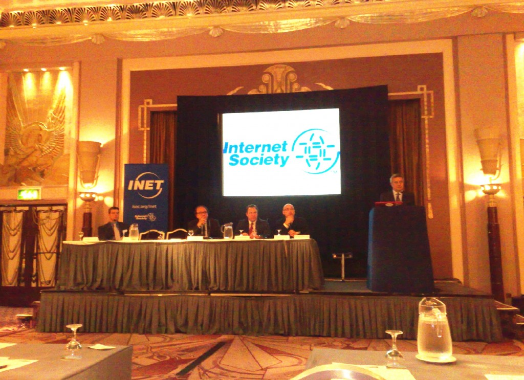 First Panel INET London 2010