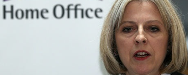 Theresa May Home Secretary